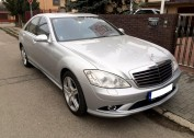 Mercedes-Benz S 500 4-Matic